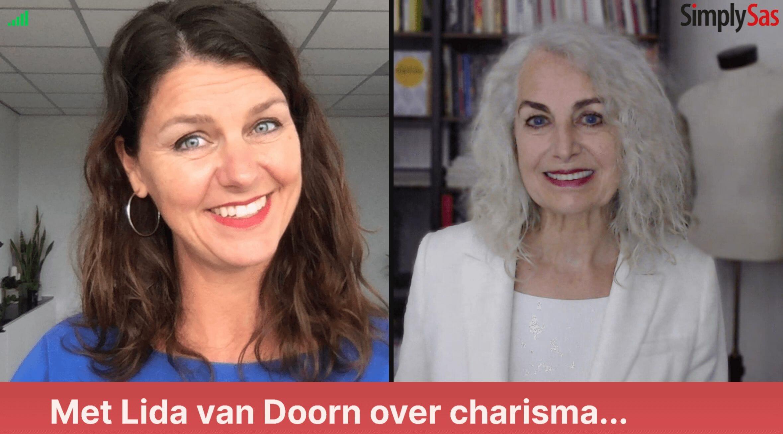 Interview met Lida van Doorn over Charisma