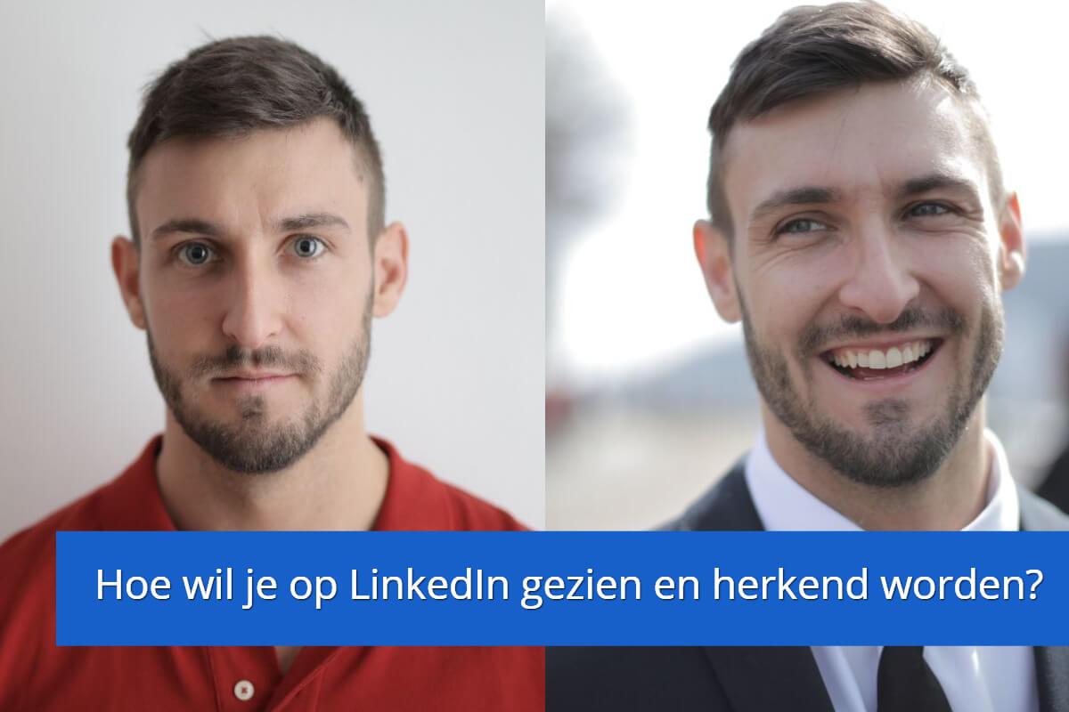 Hoe krijg je een goede LinkedIn foto?